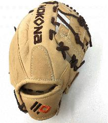 anIntroducing Nokonas Alpha Select youth baseball gloves! Constructed from top-o