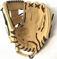 anIntroducing Nokonas Alpha Select youth baseball gloves! Constructed from top