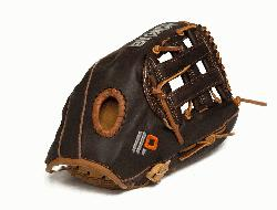 h premium baseball glove. 11.75 inch. This Youth performance series is made with Nokonas top-of