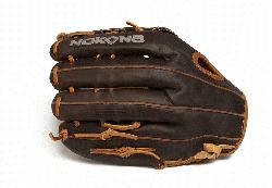 um baseball glove. 11.75 inch. This Youth performance series is made with Nokonas top-