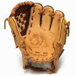 a Select Youth Baseball Glove. Closed Web.