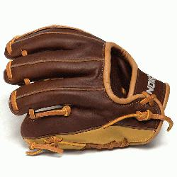Select Youth Baseball Glove. Full Trap Web. Closed Back.