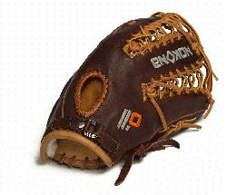 Nokona Alpha Select Youth Baseball Glove. Full Trap Web. Closed Back. Outfield. The Select