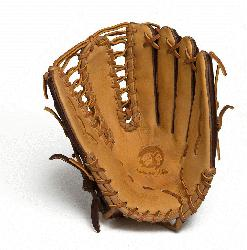 a Select Youth Baseball Glove. Full Trap Web. Closed