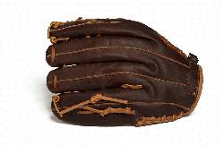a Alpha Select Youth Baseball Glove. Full Tra