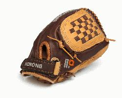 Baseball Glove for young adult players. 12 inch pattern, cl