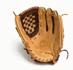 Baseball Glove for young adult players. 12 inch pattern, closed web, and closed back. 620g wei