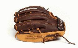 Plus Baseball Glove for young adult players. 12 inch pattern, close