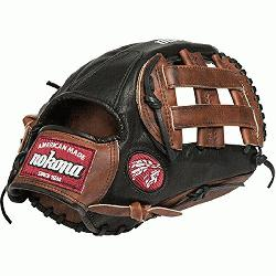Fastpitch Buckaroo Softball Glove 11.75 inch (Right Hand Throw)