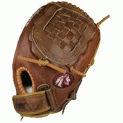 Buckaroo Fastpitch BKF-1200C Softball Glove 12 inch (Right Handed Throw) : Nokona Fastpitch Buck