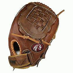 kona Buckaroo Fastpitch BKF-1200C Softball Glove 12 inch (Right Handed Throw) : Nokona Fa