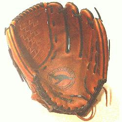 ona Fastpitch Black Buckaroo Softball Glove. Cl