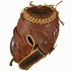Fastpitch Catchers Mitt Buckaroo 32.5 Inch. Nokona has perfected the art of combining Ka