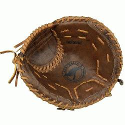 tpitch Catchers Mitt Buckaroo 32.5 Inch. Nokona has perfected the art of c