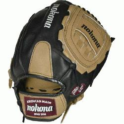 ne Pro Elite Sandstone Baseball Glove Closed Web. A unique tanning process gives t