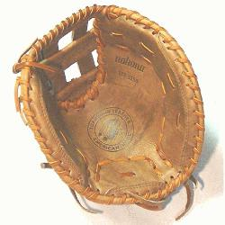 okona Banana Tan Fastpitch Softball Catchers Mitt 32.5 BTF-3250H (Right Han