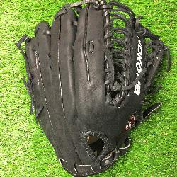kona young adult black alpha American Bison S-7MTB Baseball Glove 12.75 Trap Web./p