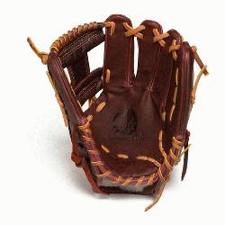 ttern. I-Web with Open Back. Infield Pattern Kangaroo Leather Shell - Combines Su