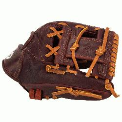 Pattern Infielder Glove Kangaroo Leather Shell Combines Superior Durability With Outstand