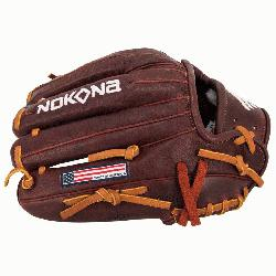 ern Infielder Glove Kangaroo Leather Shell Combines Superior D