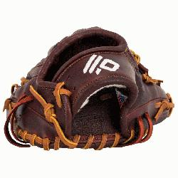 h Pattern Infielder Glove Kangaroo Leather Shell Combines Super