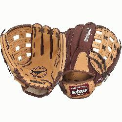 aroo (SandstoneChocolate Kangaroo) Baseball Glove H Web 11.75 (Right Handed Throw) : Chocolate Ka