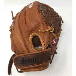 all glove for female fastpitch softball players. Buckaroo leather for game ready feel. Noko