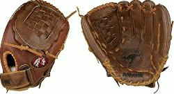 okona Buckaroo Fastpitch BKF-1300C Fastpitch Softball Glove (Right Handed Throw) :