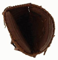 ch Catchers Mitt, Closed Web, Conventional Open Back Index Finger Pad For Added Protection. Deep