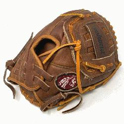 na American Made Baseball Glove with Classic Walnut