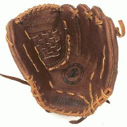 ssic Walnut 13 Softball Glove (Right Handed Throw) Size 13