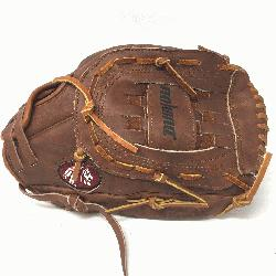 ic Walnut 13 Softball Glove (Right Handed Throw) Size 13 : Nokonas signature l
