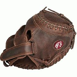 Fastpich X2F-3250 X2 Elite Catchers Mitt 32.5 (Right Hand Throw) : The X2 Elite is Nokonas hi