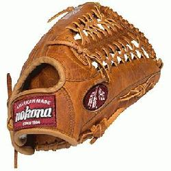 ries 12.75 inch Outfield Baseball Glove. Modified Trap Web. Ge