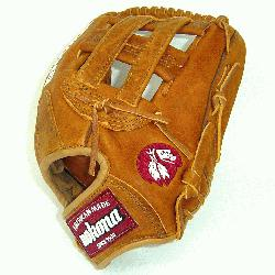 ona Generation Series 12 Inch Baseball Glove. Nokona's heritage of handcrafting ball