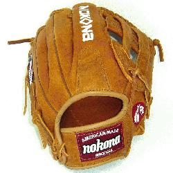 on Series 12 Inch Baseball Glove. Nokona's h