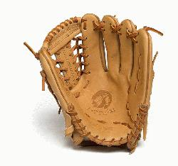 steerhide Ameirican Legend Pro Series from Nokona. Made in USA. Made with full Sandstone leat
