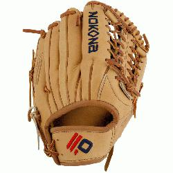with the finest top grain steerhide. Baseball Outfield pattern or slow pitch so