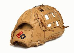 erican made Nokona from the finest top grain steerhide. 13 inch H Web excellent for B