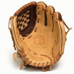 pNokona Alpha Select Premium youth baseball g