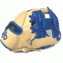 1.5 Infield Pattern I-Web Palm Leather American Bison, Back Leather Jap