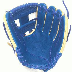 11.5 Infield Pattern I-Web Palm Leather American Bison, Back Leather Ja
