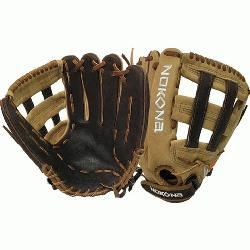 and Steerhide Leather Nokona s Alpha Series Lightweight and Durable Near game-ready br
