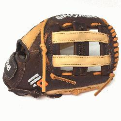 Buffalo and Steerhide Leather Nokona s A