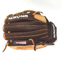 lo and Steerhide Leather Nokona s Alpha Series Lightweight and Durable Near ga