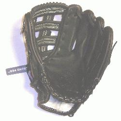 a professional steerhide Baseball Glove with H web and conventional open