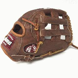 na WB-1175H Walnut 11.75 Baseball Glove H Web Right Handed Throw&nbs