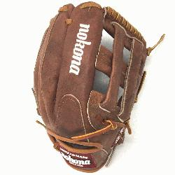 H Walnut 11.75 Baseball Glove H Web Right Handed Throw&nbs