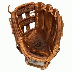 H Walnut Baseball Glove 12 inch (Right Hand Throw) : Nokona has built its reputatio