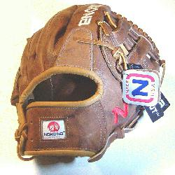 okona WB-1175H Walnut 11.75 Baseball Glove H Web Right Handed Thr